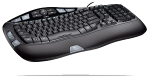 Logitech-Wave-Keyboard