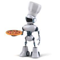 Domino's Ushers in New Robotic Age of Pizza Delivery