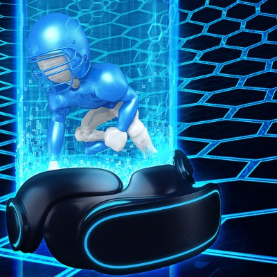 How Virtual Reality is Being Used By Professional Athletes to Avoid Injury