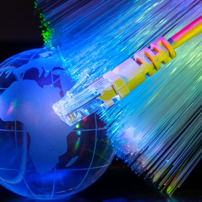 Fiber Optics Are Boosting the Speed of Business