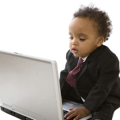 Tip of the Week: Try These 5 Strategies to Prevent a Toddler From Grabbing Your Laptop