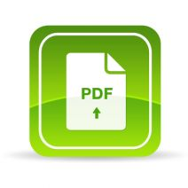 PDFs are the Key to Going Green
