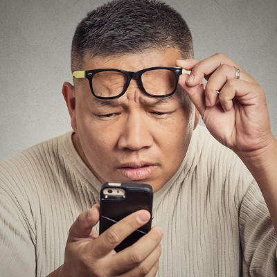 Use Your Smartphone Incorrectly and Risk Going Temporarily Blind